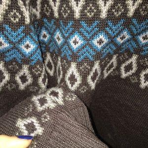 Oversized Winter Sweater